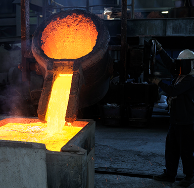 Iron & Steel Castings And Refractory Products